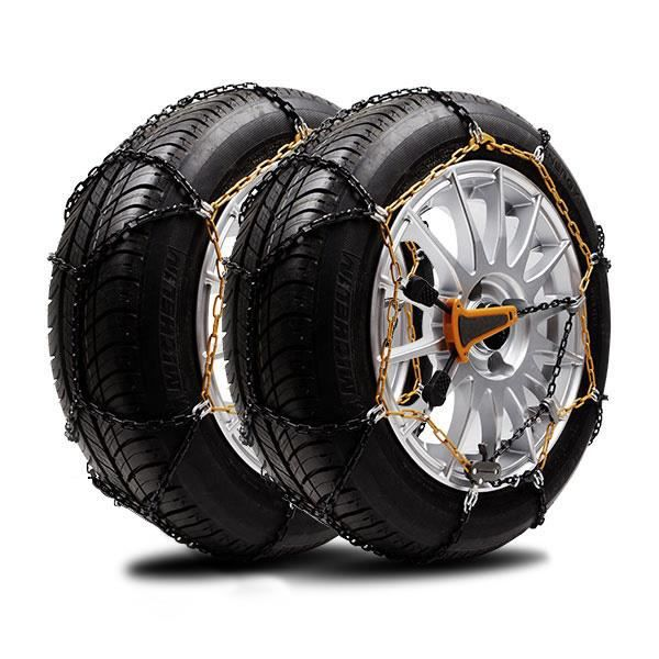 CHAINE NEIGE Chaine neige Polaire XK9 Matic - 205 / 50 R 15