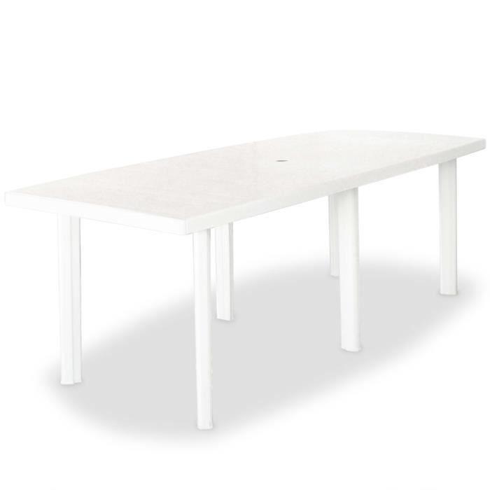 Table De Jardin Plastique Blanc Meilleur De Ensemble Table Jardin ...