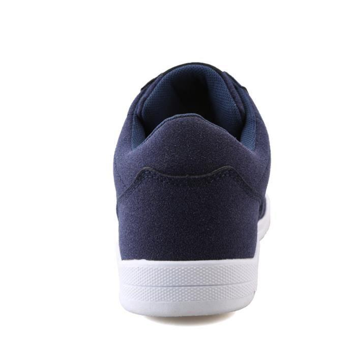 hommes Chaussures pour l Mode Basket de dssx255bleu44 Des Respirant Antidérapant hommecasual nouvelle marque basket basket wFOqXW0Y