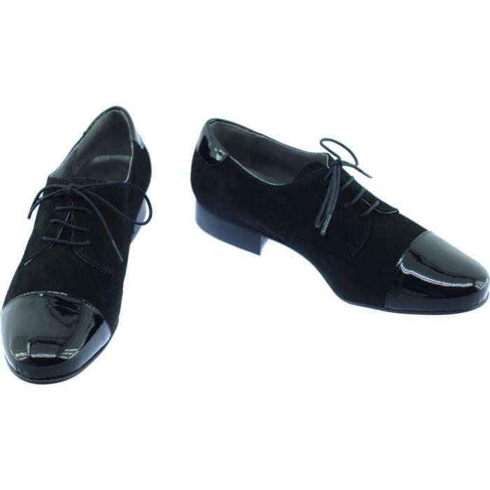 e5f39bc58e79 Derbies Chaussures Petit Talon Bi Pour Souple matières Victoria Femme  PqnwZvrpPx