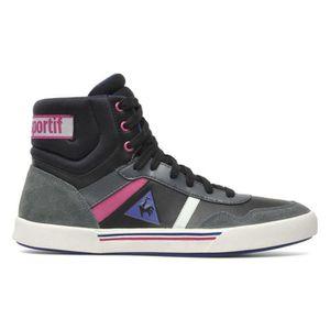 054659d1e1b BASKET sneaker mi-montante Le Coq Sportif Lecourbe W Leat