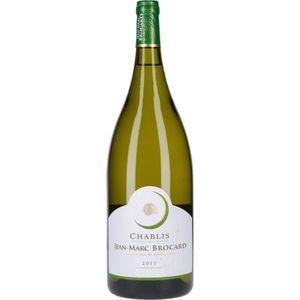 VIN BLANC Vin Blanc - Chablis 2017 - Magnum 150cl