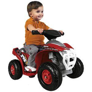 VOITURE ENFANT Quad Dodger 6V
