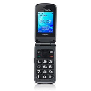 SMARTPHONE Brondi Amico Grande 2 LCD, Clapet, Double SIM, 6,1