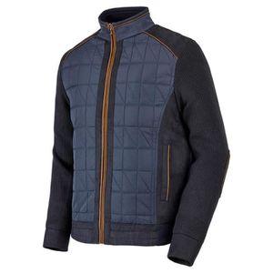 Countrywear par Wholesale Workwear - Veste Homme Derby Tweed Respirant Rembourré Matelassé Imperméable Pêche Chasse Ferme Laine UfQ7JtJ5P