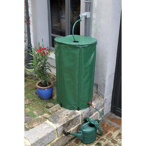 STATION DE RÉCUPÉRATION Récupérateur d'eau pliable