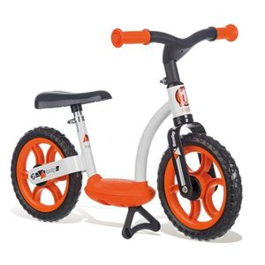 DRAISIENNE SMOBY Draisienne Confort Roues Silencieuses Orange
