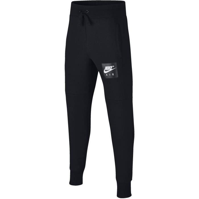 Pantalon Air Nike Noir Garçon Enfant YWE2DeHI9