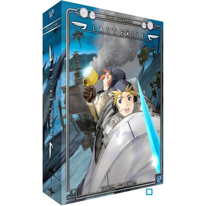 DVD MANGA DVD Last exile - integrale - collector (8 dvd +...