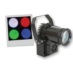 IBIZA LIGHT LEDSPOT10W Projecteur 10W à LED RVBB à 6 canaux