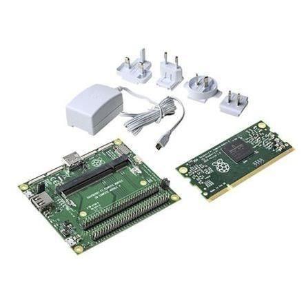 RASPBERRY PI Kit de développement Compute Module 3 IO Board V3