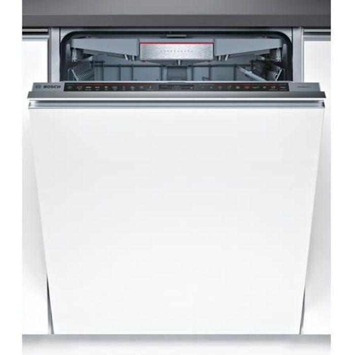 LAVE-VAISSELLE Lave-vaisselle perfectdry home connect tout intégr