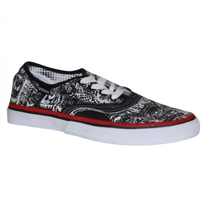 samples shoes VISION STREET WEAR JAZZ BLACK MEN