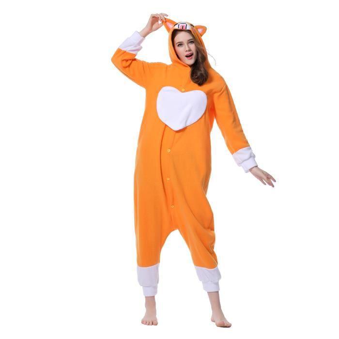 style attrayant nouvelle saison vraie affaire Combinaison Pyjama Chien Enfant