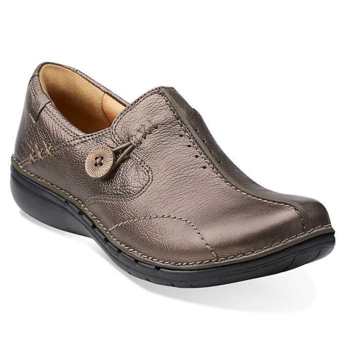 Clarks Unstructured Un.loop Slip-on chaussures JZDNL Taille-37