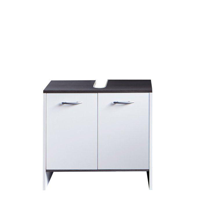 san diego meuble sous vasque l 60 cm blanc mat e Résultat Supérieur 15 Nouveau Meuble sous Vasque Sans Vasque Stock 2018 Ojr7