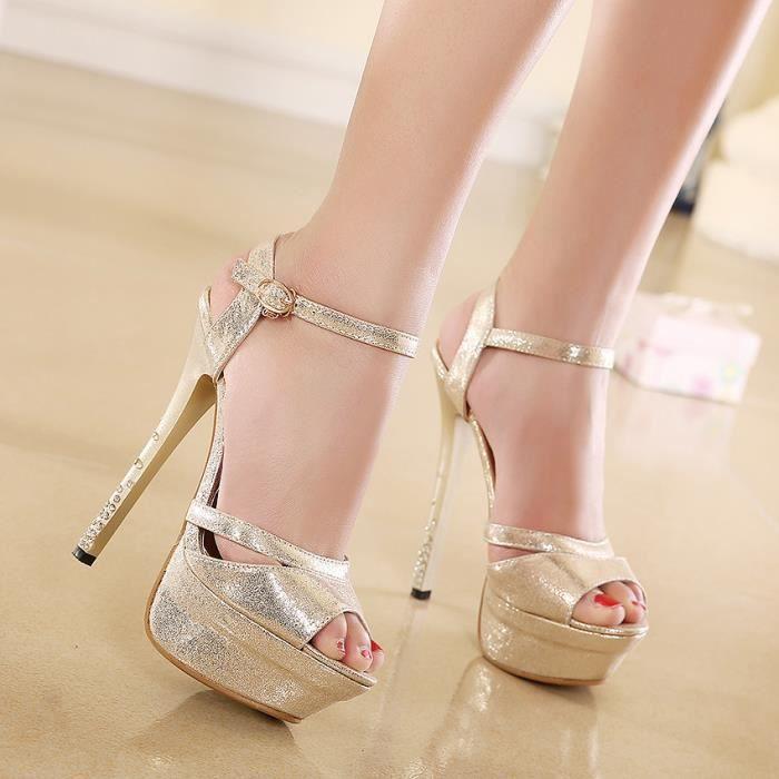 Sandales Femme Chaussures à talon haut