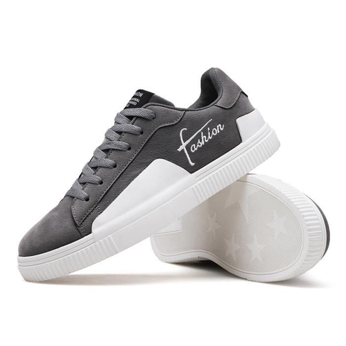 Antidérapant Mode Chaussure Basket Baskets Sneaker Marque Hommes Taille Poids 44 Léger 39 De Grande Luxe De Durable Tw8xYT1qA