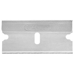 STANLEY 10 lames de gratte-vitres en métal