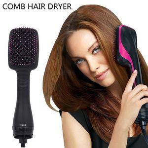 FER A LISSER Brosse Lissante Cheveux, Brosse Lissante Ionique L