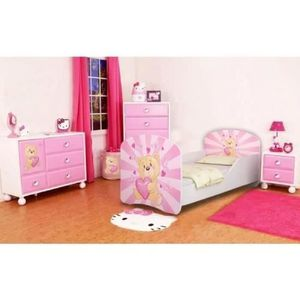 sommier lit enfant 70x140 achat vente sommier lit enfant 70x140 pas cher soldes d s le 10. Black Bedroom Furniture Sets. Home Design Ideas