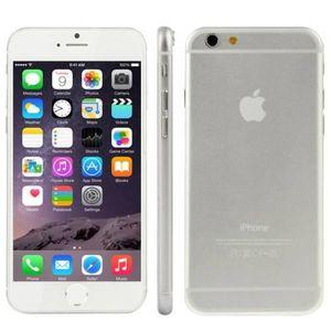 TÉLÉPHONE FACTICE Modele factice pour iPhone 6 Argent