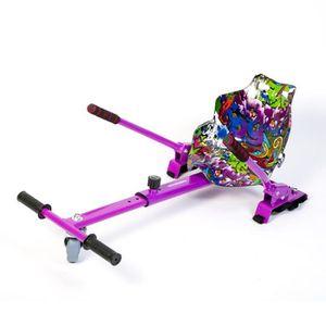 ACCESSOIRES GYROPODE - HOVERBOARD HoverKart - Complément Kit Kart pour Hoverboard Ne