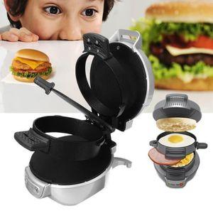 CROQUE MONSIEUR Machine Appareil à Croque Monsieur Sandwich Automa