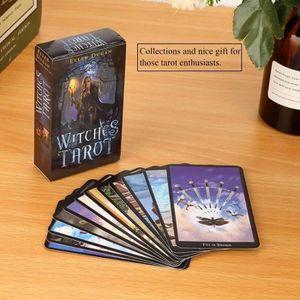 CARTES DE JEU Tarot Deck Cartes de tarot Jeu de cartes d'indicat