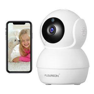 CAMÉRA DE SURVEILLANCE FLOUREON Kit de Surveillance Sans Fils 1080P Camér