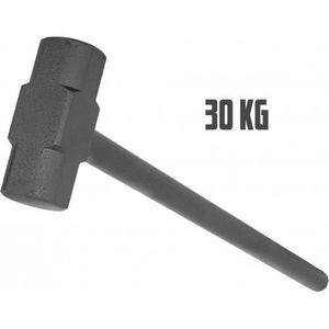 HALTÈRE - POIDS Marteau en acier de gymnastique 30kg