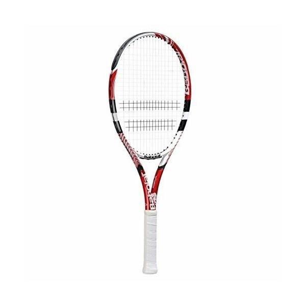 BABOLAT Raquette de tennis C DRIVE 105 RED U - Rouge / Blanc