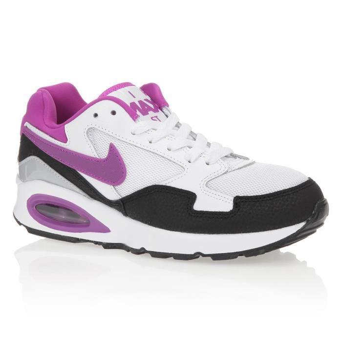 basket air max femme violet