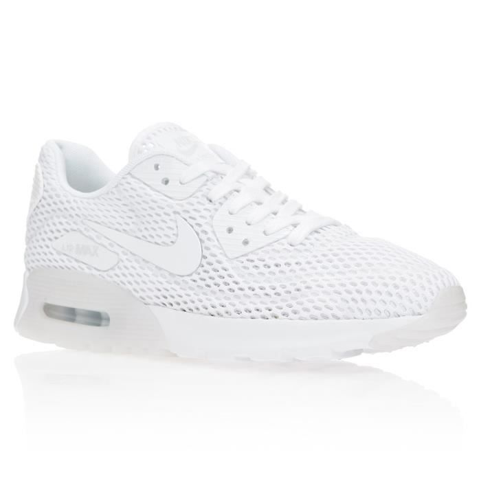 differently 71969 a7f57 BASKET NIKE Baskets Air Max 90 Ultra BR Chaussures Femme