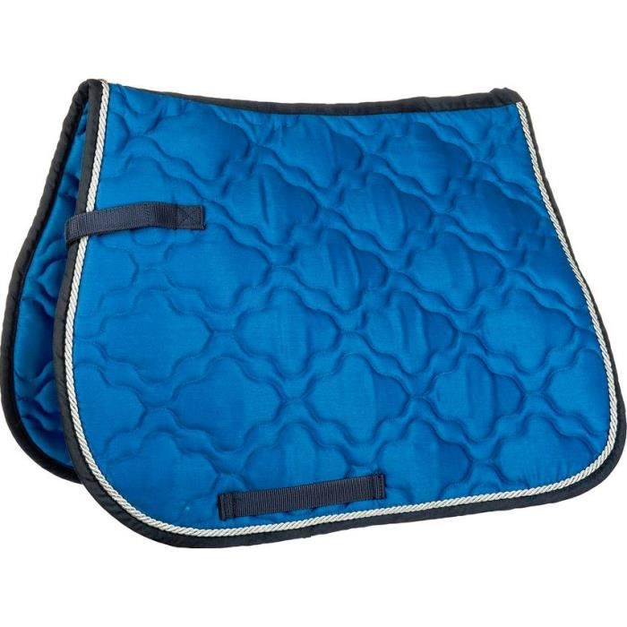 Tapis Equestrian Hkm - taille:CSO CHEVAL couleur:bleu