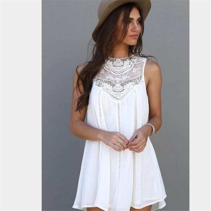 Mode femme robe moulante courte