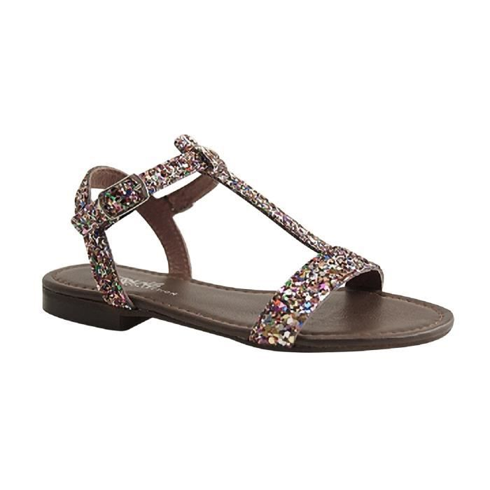 REQINS-ABYSS GLITTER-SANDALESALOME-MULTICOLORE