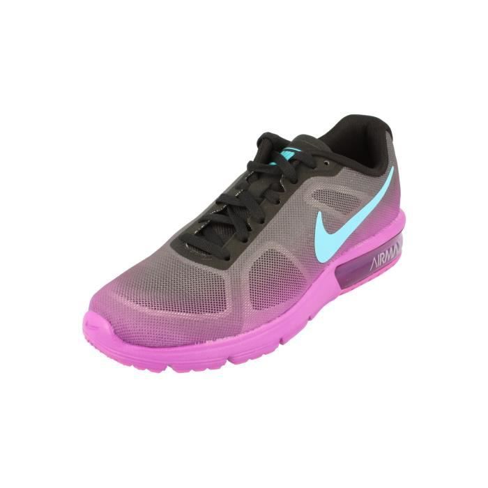 cheap for discount 039fd f9d39 Nike Femmes Air Max Sequent Running Trainers 719916 Sneakers ...