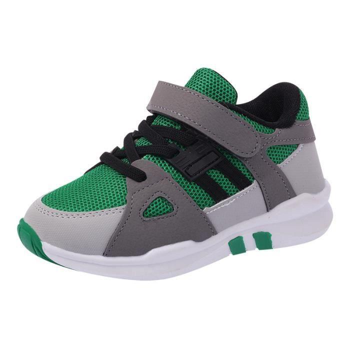 Sneakers Chaussures pour enfants avec Chaussures pour garçons Automne hiver Girls Sneakers Chaussures pour enfants Xub21XQ