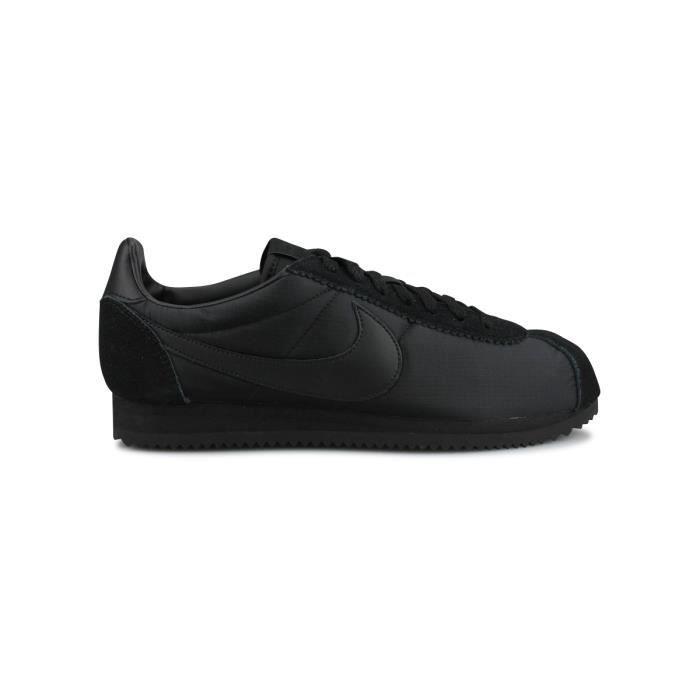 Basket Nike Classic Cortez Nylon Noir 807472-012 m2SNx8cSMG