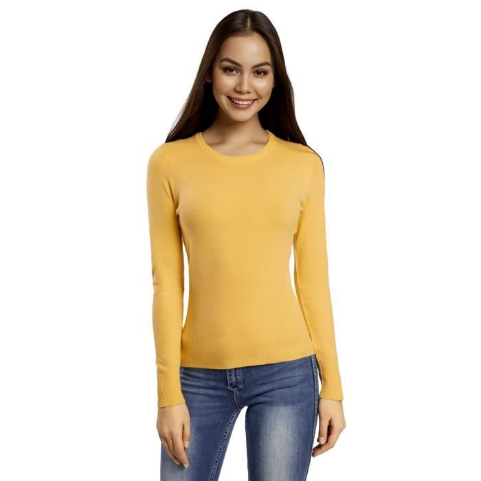 Tricoter un pull femme taille 40