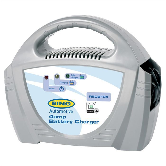 chargeur batterie ring