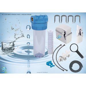 traitement de l 39 eau achat vente traitement de l 39 eau pas cher cdiscount. Black Bedroom Furniture Sets. Home Design Ideas