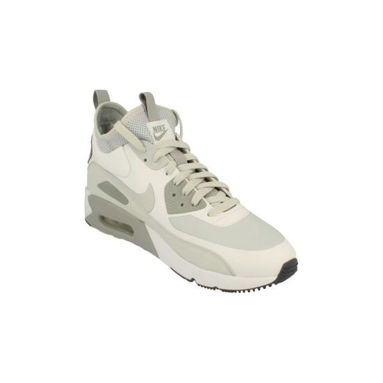 info for e4428 88692 Nike Air Max 90 Ultra Mid Winter Hommes Hi Top Trainers 924458 Sneakers  Chaussures 100 Multicolore - Achat   Vente basket - Cdiscount