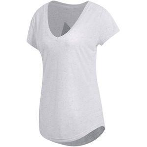 T-SHIRT MAILLOT DE SPORT ADIDAS T-Shirt Multisport Winners - Femme - Gris 0bd0f4ad051
