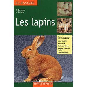 AUTRES LIVRES L'ELEVAGE DES LAPINS