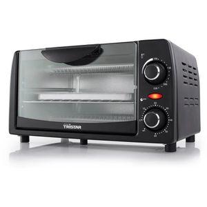 TRISTAR OV 1431 Mini four grill 9 L 800 W Noir