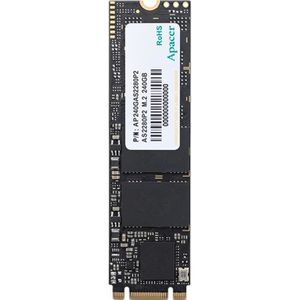DISQUE DUR SSD Apacer SSD AP240GAS2280P2-1