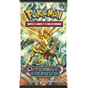 CARTE A COLLECTIONNER  Booster Display - Pokémon Offensive Vapeur - XY 1