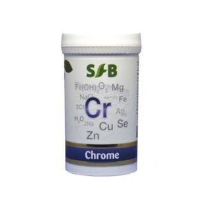 COMPLÉMENT EN MINÉRAUX Chrome - 60 gélules